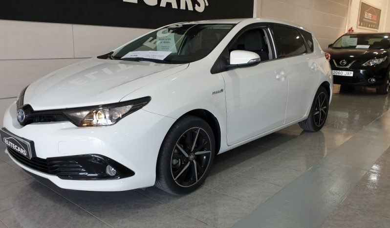 TOYOTA AURIS HYBRIDO 1.8 140H FEEL! EDITION lleno